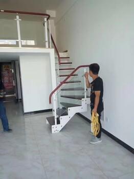 楼梯扶手铝合金楼梯护栏