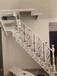 玻璃楼梯阁楼复试装修安装楼梯-实木楼梯
