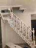 斜梁楼梯钢木楼梯多少钱一米