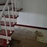 别墅楼梯实木立柱隔断