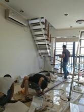 钢木楼梯楼梯扶手多少钱一米图片