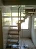 钢木楼梯锌钢阳台护栏