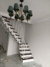 重型卷板楼梯阜新双梁楼梯厂家图片
