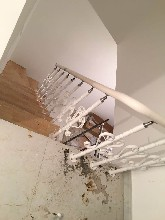 阁楼楼梯实木楼梯厂家图片