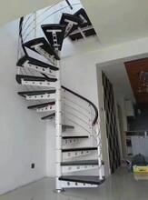 中柱旋转楼梯河北廊坊生产厂家图片