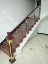 复试楼梯双层钢板卷板楼梯图片