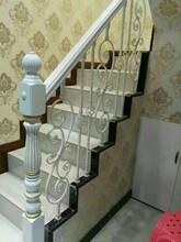 复试楼梯阁楼复试装修安装楼梯-实木楼梯图片