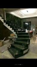 中柱旋转楼梯实木扶手多少钱一米图片