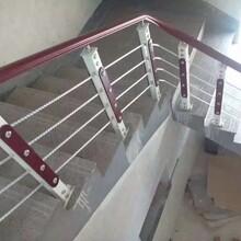 中柱旋转楼梯弧形扶手图片
