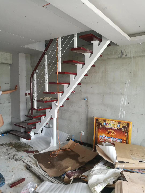 阁楼楼梯支持带图定做