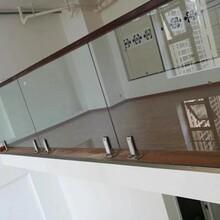 弧形楼梯楼梯实木扶手图片