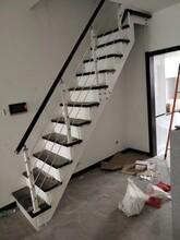 中柱旋转楼梯加厚托盘加厚龙骨图片