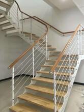 阁楼楼梯楼梯护栏价格图片