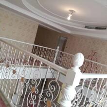阁楼楼梯实木楼梯图片