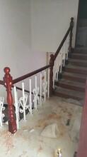 玻璃楼梯北京实木楼梯厂家直销图片