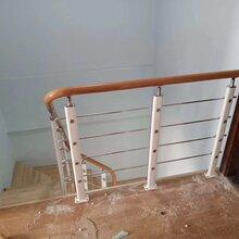楼梯配件楼梯玻璃护栏立柱图片