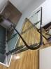 玻璃樓梯陽臺護欄遮擋板