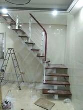 中柱旋转楼梯阳台楼梯护栏图片