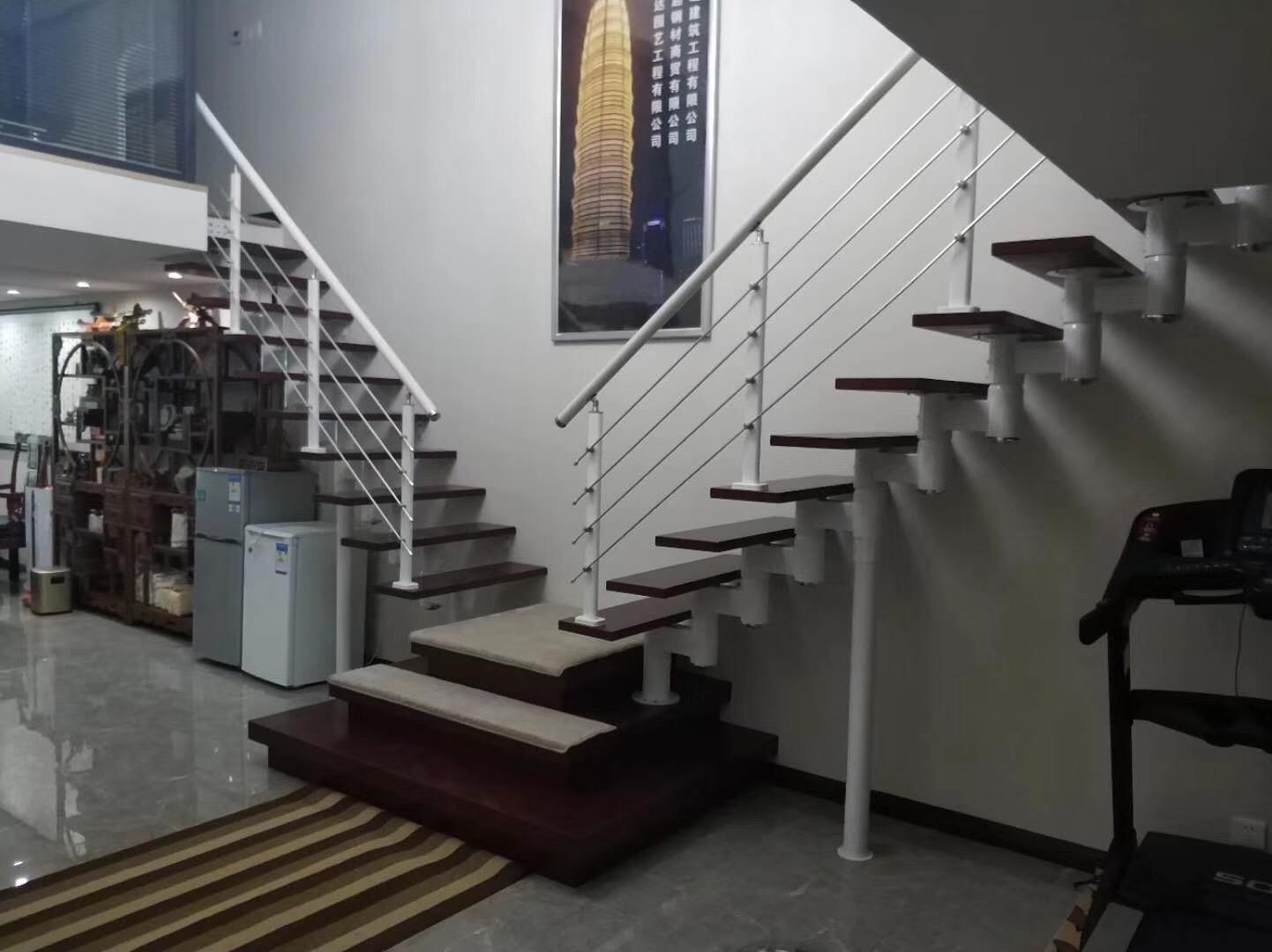 楼梯配件支持带图定制