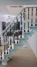 楼梯配件手工雕刻图片
