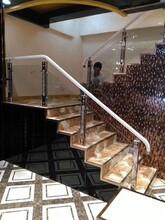 复试楼梯不锈钢护栏立柱价格图片