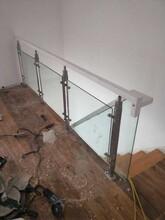 斜梁楼梯新型阳台护栏图片