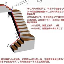 阁楼楼梯别墅楼梯图片