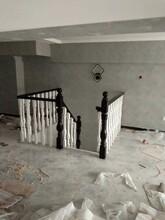 弧形楼梯儿童楼梯护栏图片