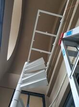 复试楼梯锌钢阳台护栏批发图片