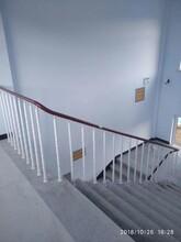 实木楼梯实木立柱加工厂家图片
