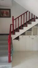 中柱旋转楼梯现代装修图片