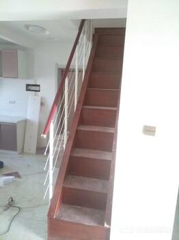 玻璃樓梯防撞護欄立柱