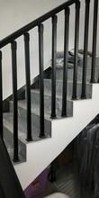 中柱旋转楼梯钢木楼梯多少钱一米图片