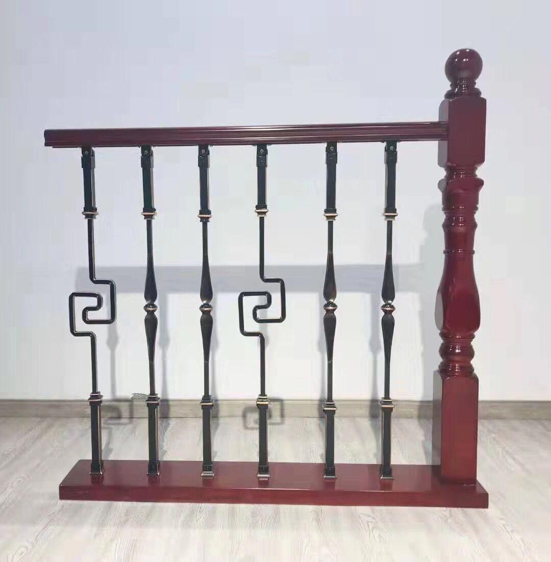 实木护栏护栏立柱定制