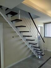 配件鋼木樓梯扶手圖片