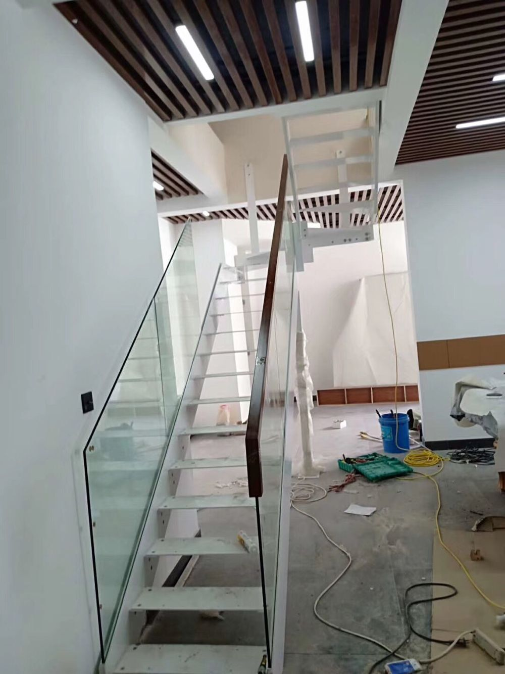 复试楼梯钢木楼梯多少钱