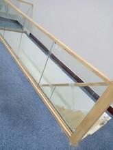 楼梯护栏玻璃楼梯扶手报价单图片