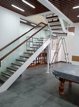 楼梯护栏实木楼梯15步要多少钱图片