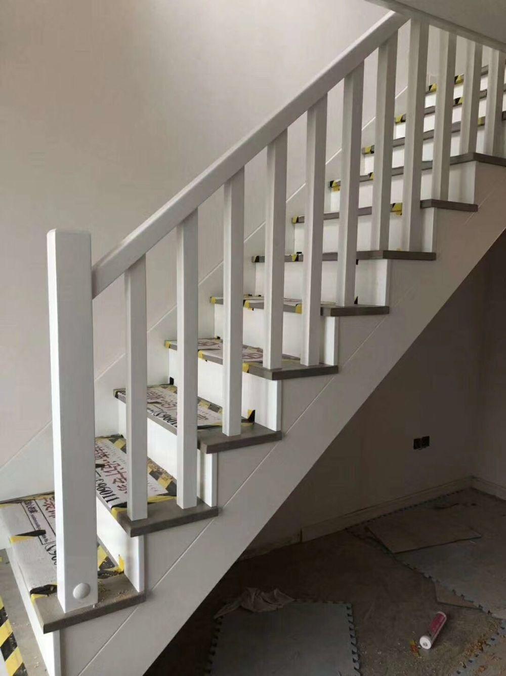 楼梯护栏实木扶手椅子