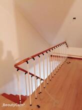 护栏钢木楼梯价格图片