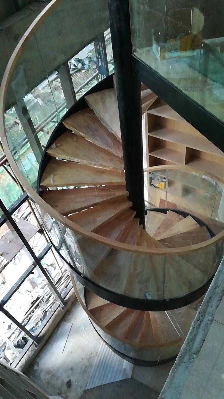 楼梯铝合金楼梯护栏