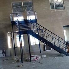 中柱旋轉北京實木樓梯直銷圖片