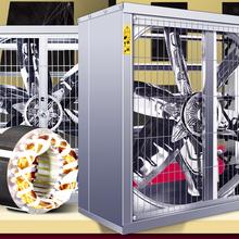銅川KPN-1380型負壓風機,陜西銅川工業排風扇銷售聯系方式圖片