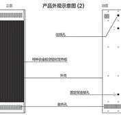 西安高温电热幕、西安对流电加热板、西安远红外辐射板服务周到