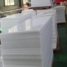 益阳供应高盯着杜庭分子PP板材聚丙烯板工程塑料裁断斩板厂家直销图片