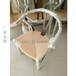 供应实木桌椅白茬欧式圈椅Y椅白茬办公休闲餐饮桌椅