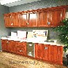 批发全铝橱柜铝材铝合金家居定制全铝家具型材配件一站式采购