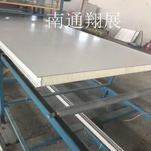 輕鋼結構聚氨酯夾芯屋面板外墻彩鋼夾芯板PU聚氨酯保溫板圖片