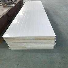 南通廠家直銷PU不銹鋼夾芯板304不銹鋼聚氨酯夾芯板冷庫保溫板圖片