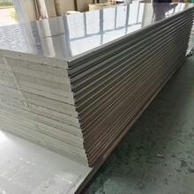 不銹鋼夾芯板304不銹鋼瓦楞巖棉夾芯板廠家規格圖片